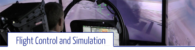 Flight Control and Simulation